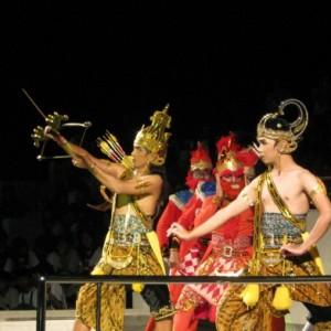 Prambanan - Ramayana Ballet