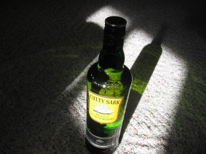 Cutty Sark Blended Scotch Whisky 010