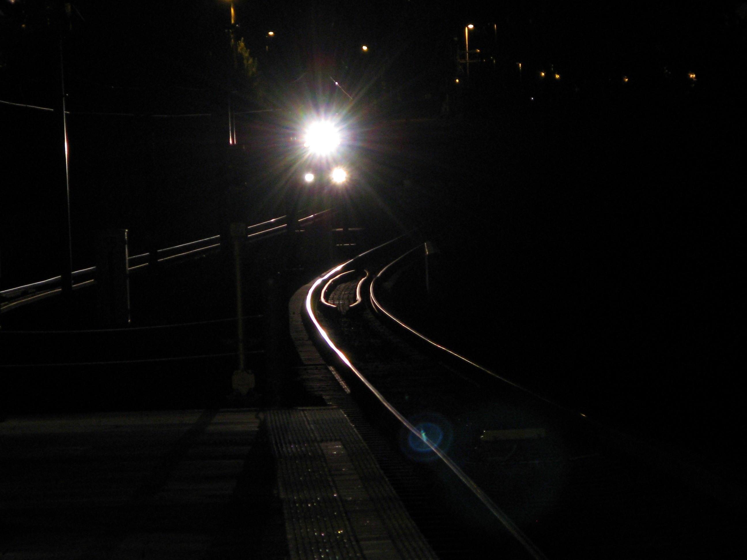 night train rum road and ravings